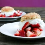 Strawberry Shortcake @EclecticEveryday