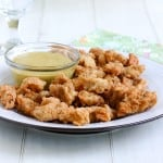 Homemade Chicken Nuggets @EclecticEveryday