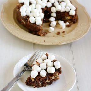 The Groom's Chocolate Fridge Cake to Celebrate the Royal Wedding 2