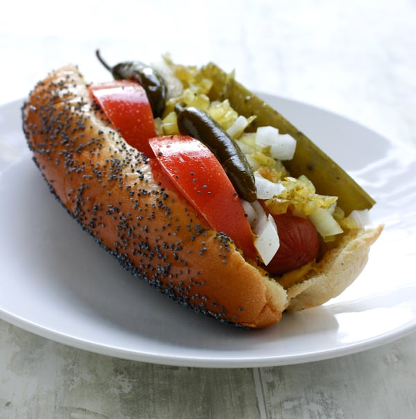 How to Make Chicago Dogs at Home Recipe