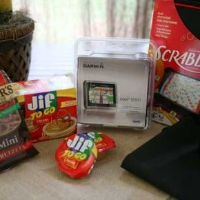 Summer Vacations, Jif To Go Packs and a Giveaway 1