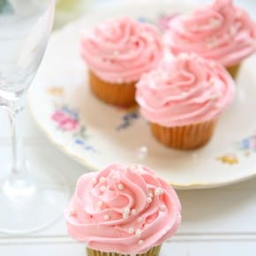 Cook for the Cure: Pink Champagne Cupcakes and a KitchenAid Giveaway 2