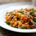 Homemade Chili Mac Recipe @EclecticEveryday