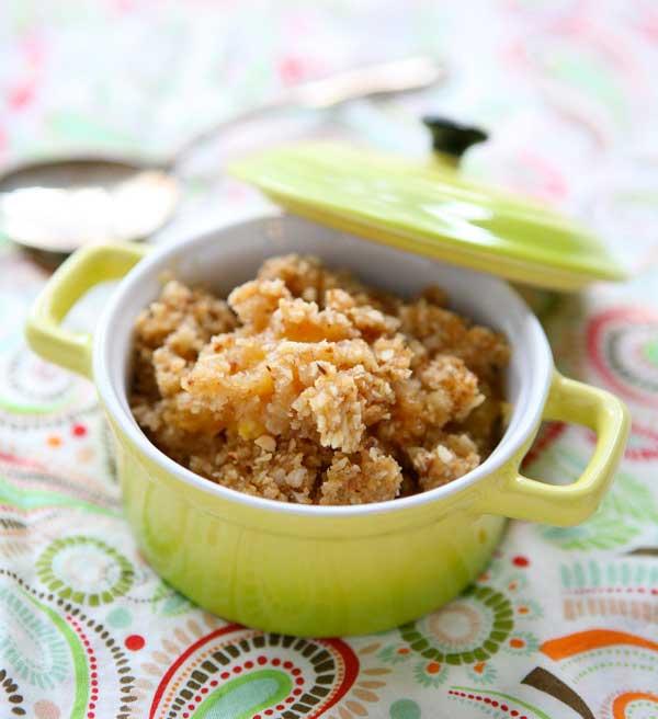 almond crisp