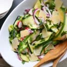 Marinated Zucchini Salad @EclecticEveryday