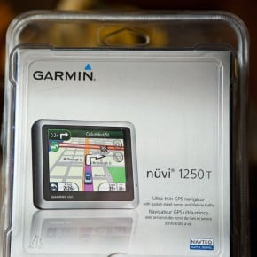 Black Friday Giveaway Garmin GPS 2