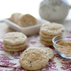 Sparkling Hazelnut Cookies 1