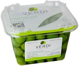 verdi olives