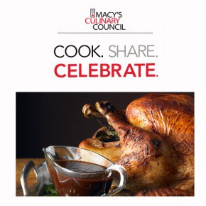 Macy's Recipe Share Giveaway 1