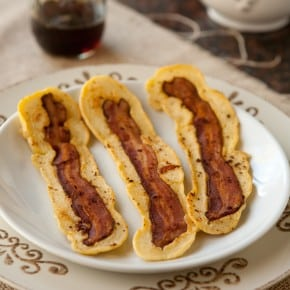 Bacon Strip Pancakes 1