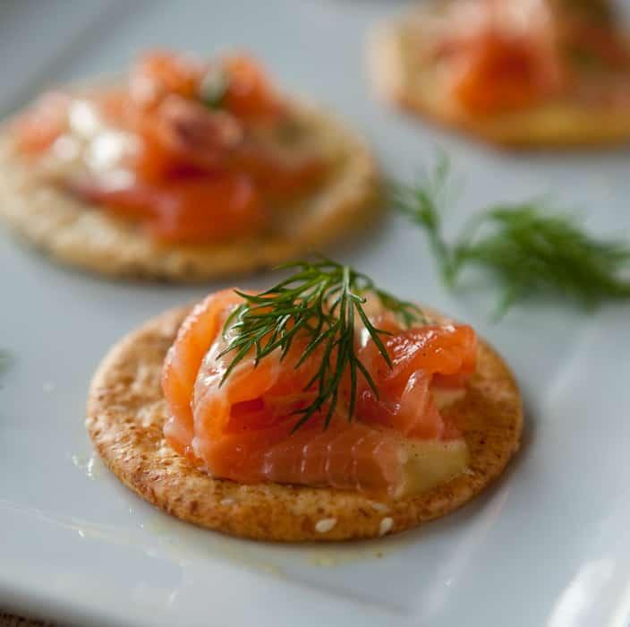 Salmon From Norway and Norwegian Gravlax Recipe