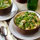 Chicken Tomatillo Soup 2