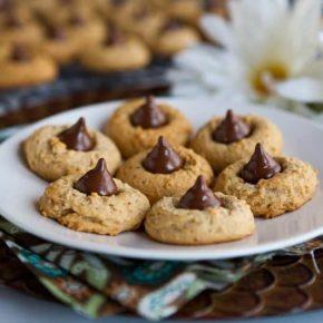 Almond Blossom Cookies 1