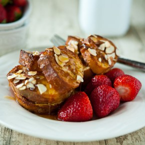 Boozy French Toast Cups 3
