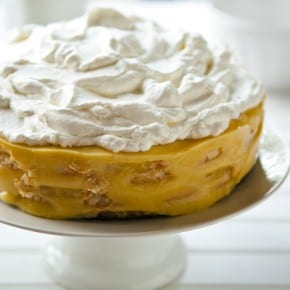 Pineapple IceBox Cake 1