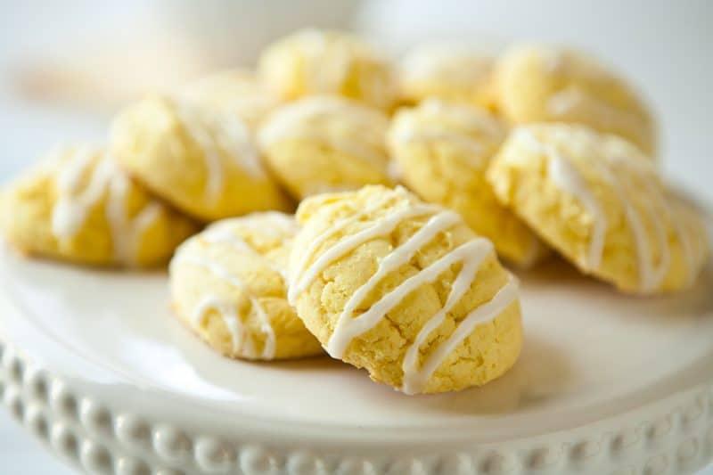 Betty Crocker Lemon Cookies With Cake Mix