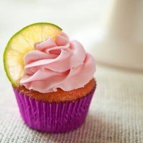 Strawberry Margarita Cupcakes 3