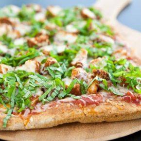 Chicken Parmesan Pizza 3
