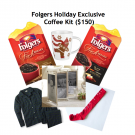 {Giveaway} Folgers Holiday Exclusives Coffee Kit @EclecticEveryday