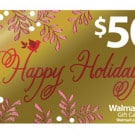 $50 WalMart Card Giveaway from #FlatoutPizza 2