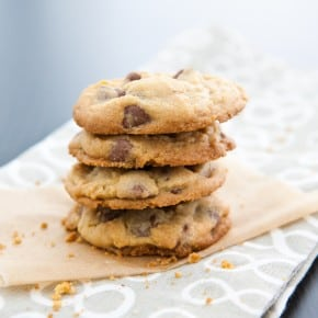 Chocolate Chip Pudding Cookies 6