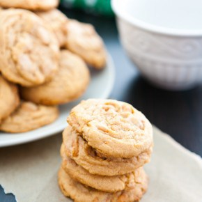 Butterscotch Pudding Cookies {OXO Giveaway} 2