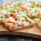 BBQ Chicken Pizza 6