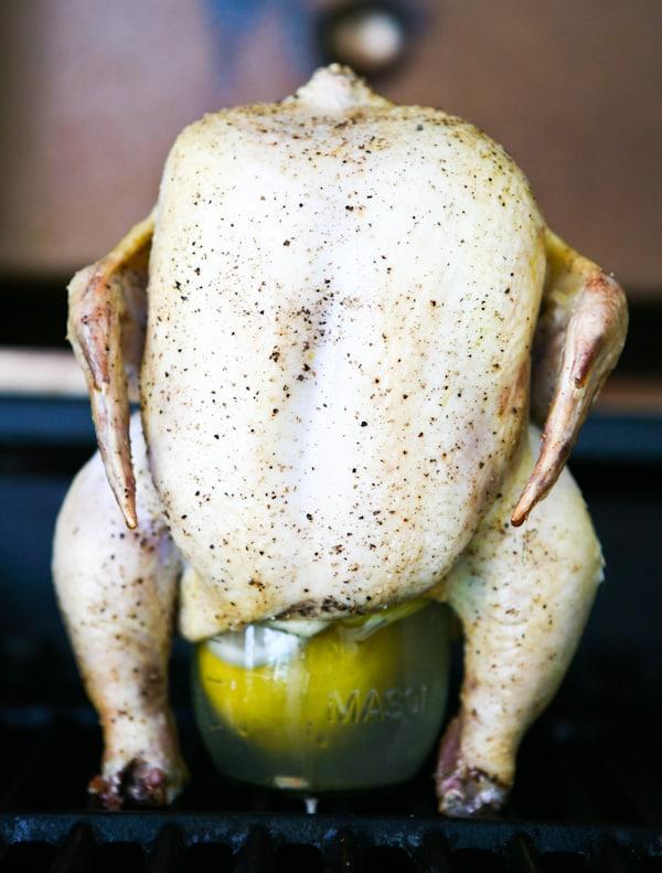 Lemon Pepper Mason Jar Chicken Recipe