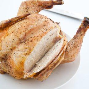 Lemon Pepper Mason Jar Chicken 2