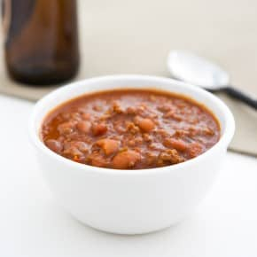 Smoky Firehouse Chili 1