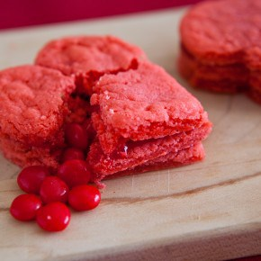 Red Hot Heart Cookies 7