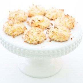 Lemon Coconut Cake Mix Cookies 4
