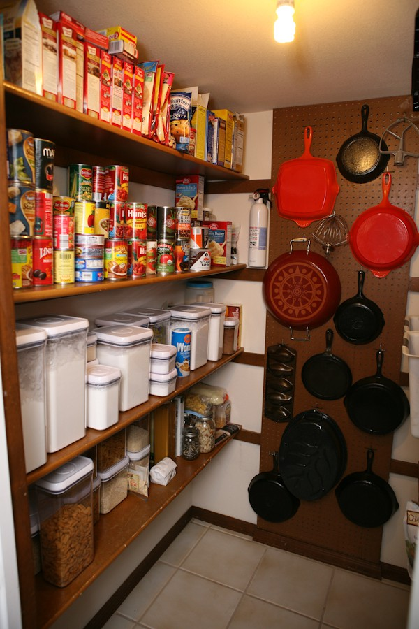 Pantry Organization {OXO POP Giveaway} Recipe