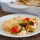 Curried Chicken and Rice Casserole Recipe