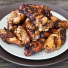 Grilled Jamaican Chicken Wings 1