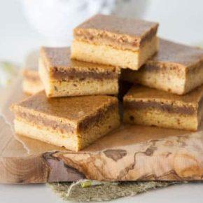 Gooey Biscoff Butter Cake 3