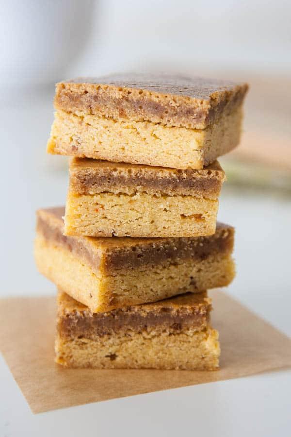 Gooey Biscoff Butter Cake Recipe