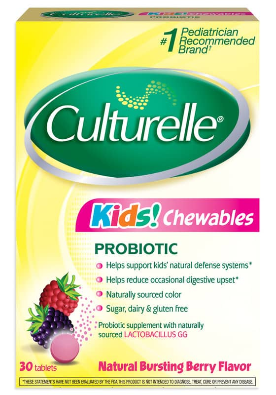 Prepare Your Kid's Immune System for Back-To-School with Culturelle Recipe