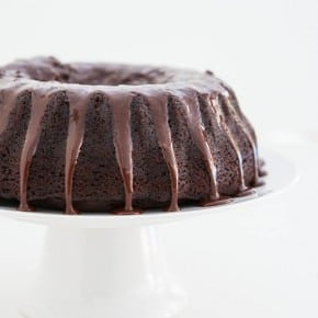 Decadent Chocolate Bundt Cake 1