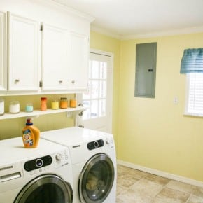 Laundry Room Makeover and a Giveaway! 6