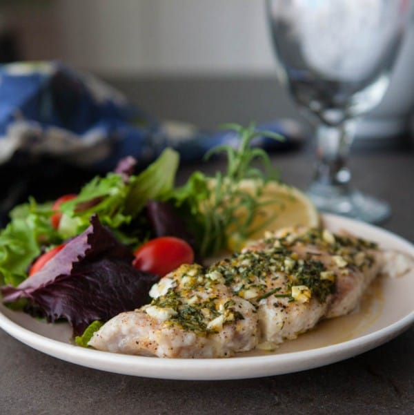 lemon rosemary grouper