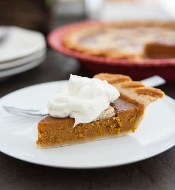 Sweet Potato Pumpkin Coconut Pie and a Giveaway Recipe