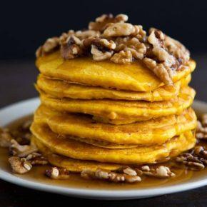 Pumpkin Pancakes  4