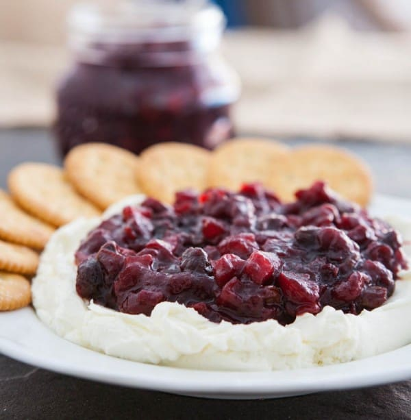 Cranberry Chutney and a Giveaway! #AlamoSnacksNHacks Recipe