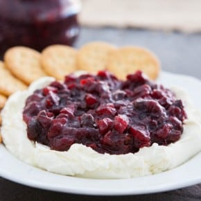 Cranberry Chutney and a Giveaway! #AlamoSnacksNHacks 6