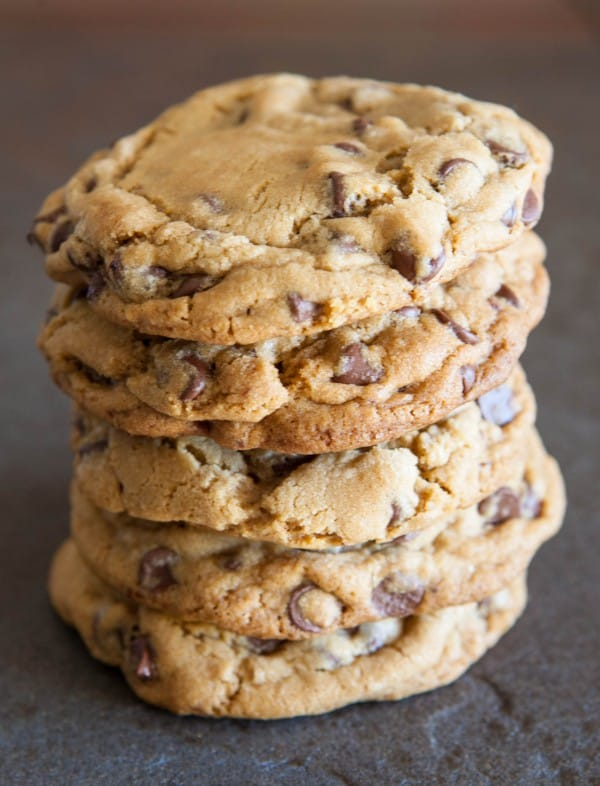NY Times Chocolate Chip Cookies Recipe