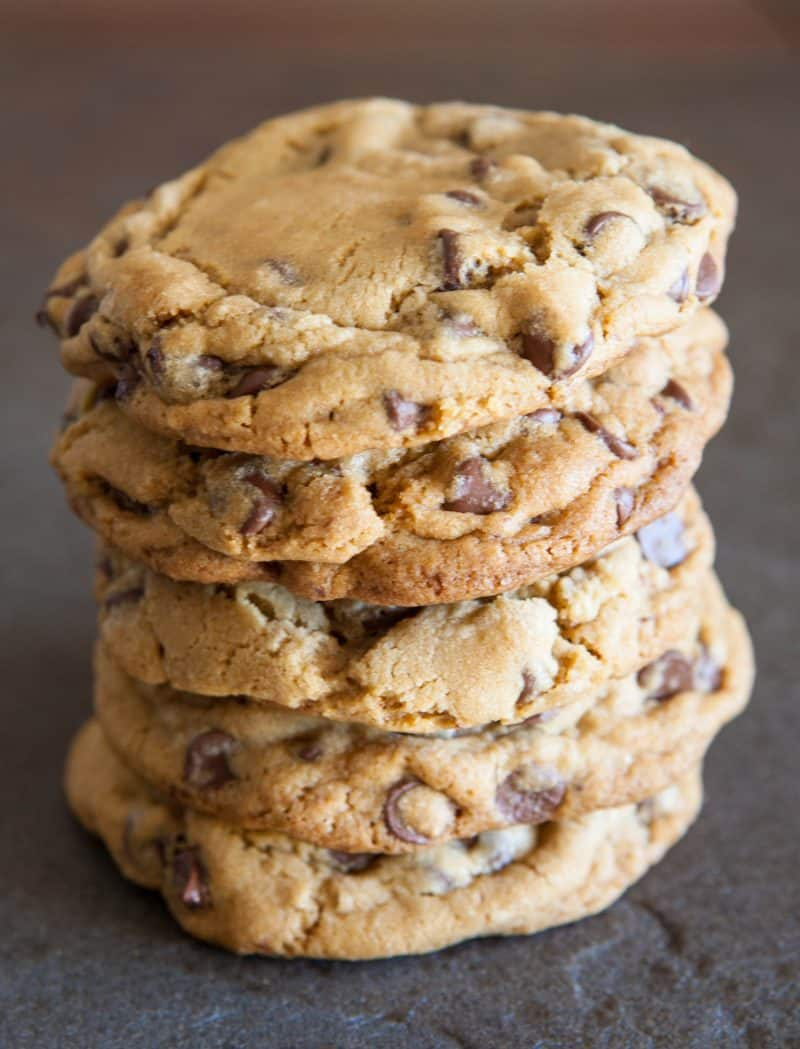 NY Times Chocolate Chip Cookies | Eclectic Recipes