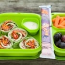 Lunch Box Ideas and Yopliat GoGurt @EclecticEveryday