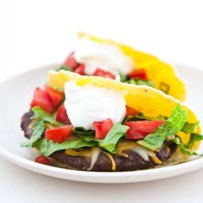 Cheeseburger Tacos 2