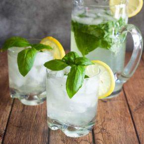 Basil Lemonade 4